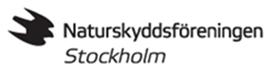 Stockholms Naturskyddsföreningslogga