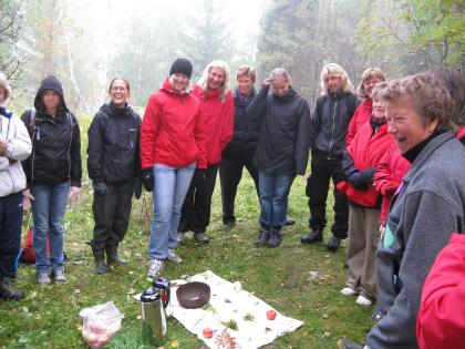 L__rarfortb Arvika skogen som klassrum 2008 foto M__rta Berg