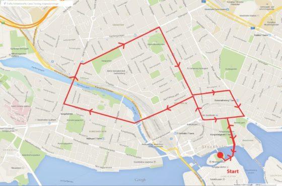 Cykelkarnevalen i Stockholm