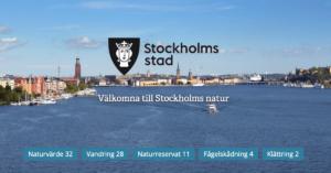 Naturkartan Stockholm
